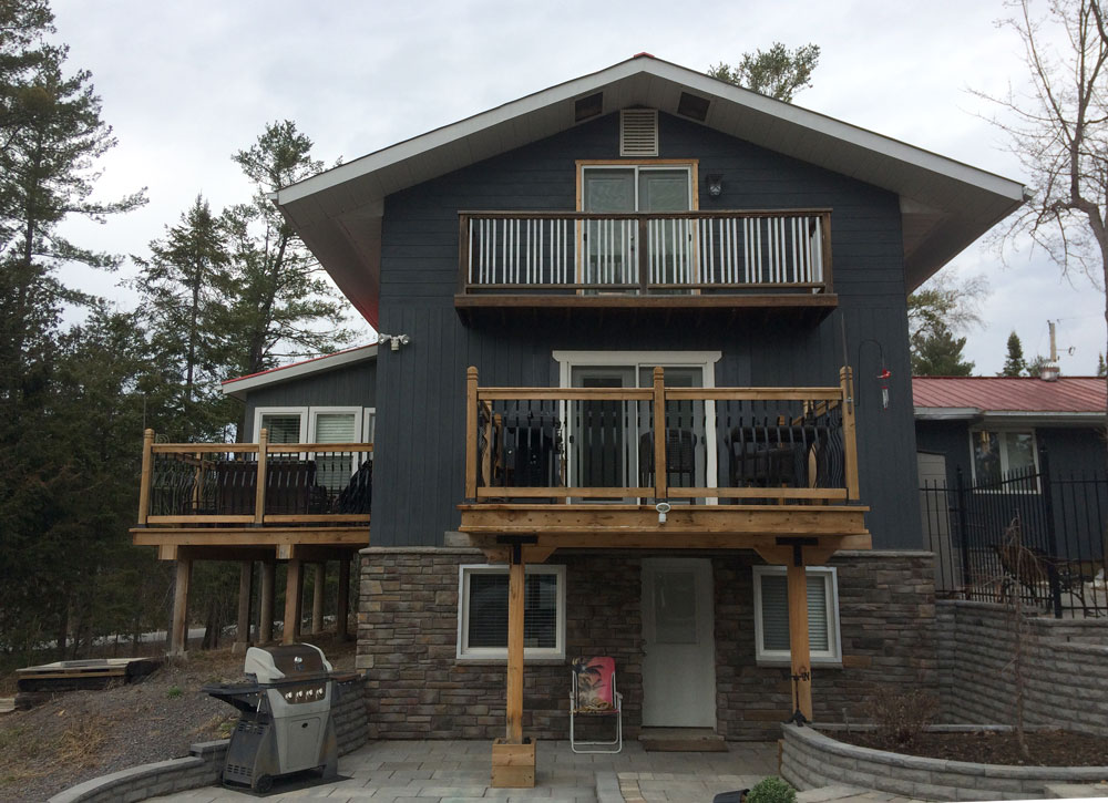 getaway, cottage, amenities, snowbird summer haven resort, white lake, Ontario, Canada