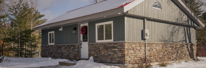 blue jay, cottage rental, amenities, snowbird summer haven resort, white lake, Ontario, Canada